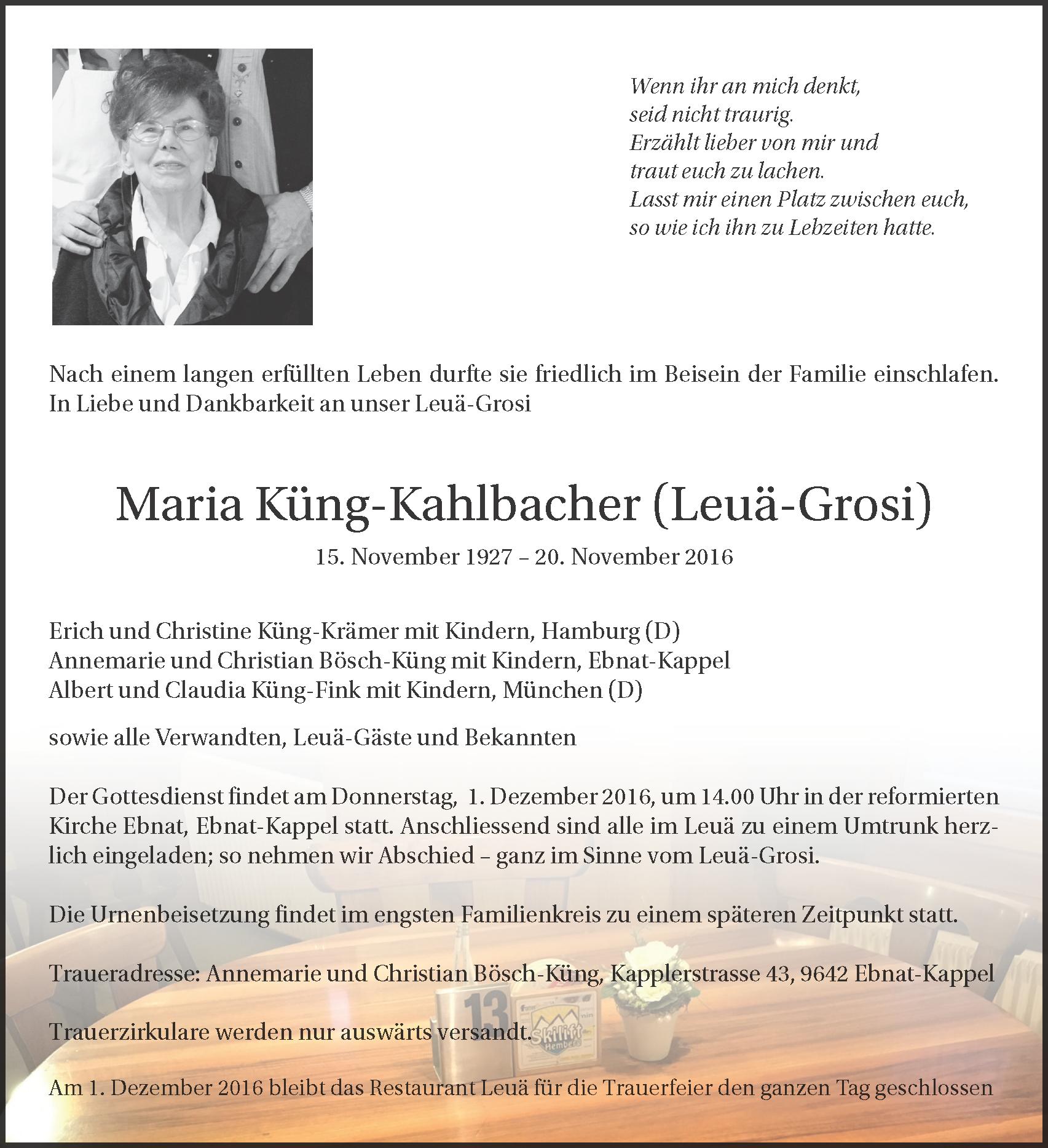 traueranzeige_maria_kueng_kahlbacher